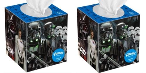 Target: Kleenex Star Wars Single Boxes ONLY 72¢ Each (Regularly $1.77)