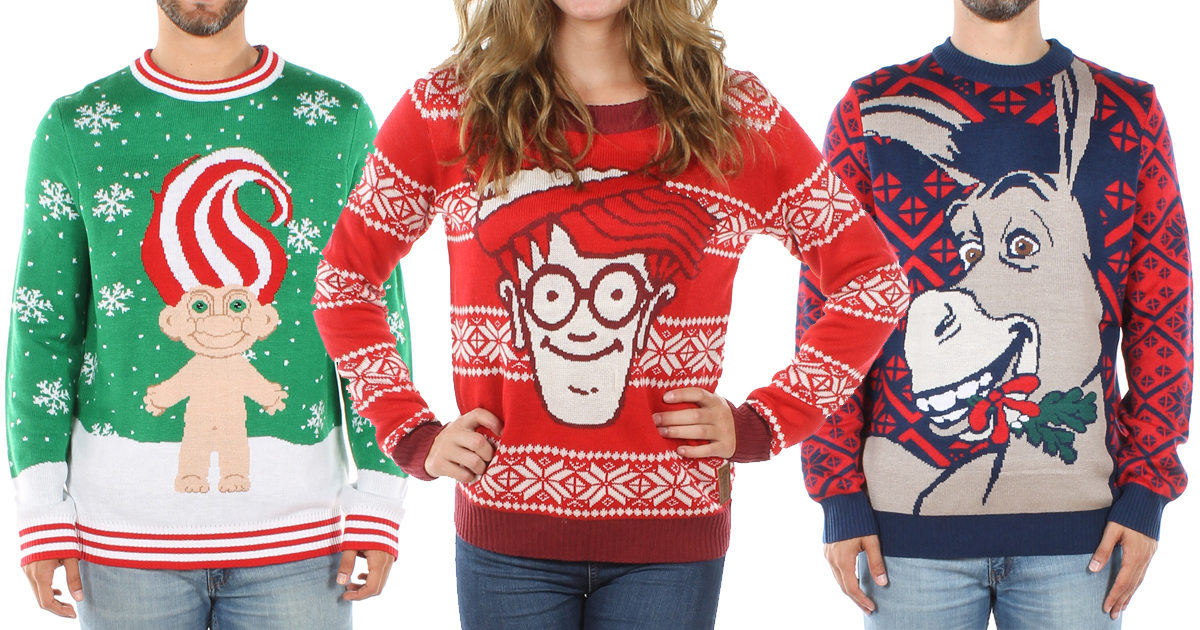Tipsy elves sweaters