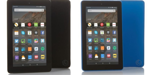 HSN.com: 2 Pack of Fire 7″ 16GB Tablets AND Cases Only $79.95 Shipped w/ VISA Checkout
