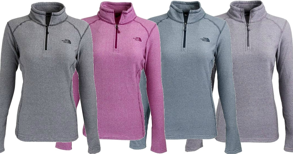 678d428a0 Women's The North Face Glacier Pullover Only $34 Shipped (Regularly $65)