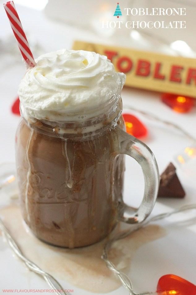 Toblerone Hot Chocolate