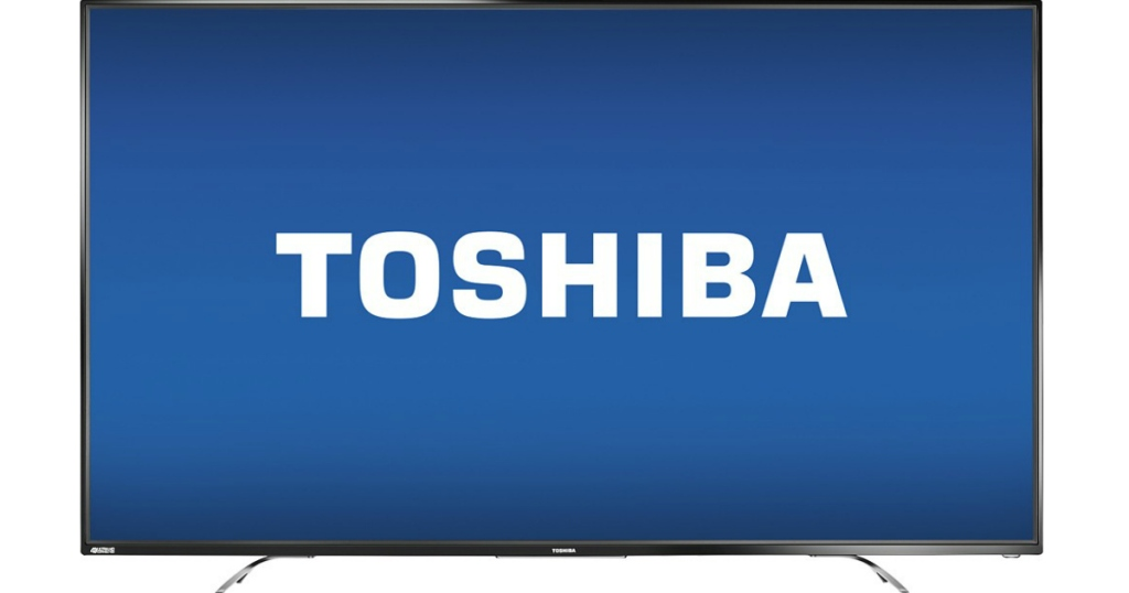 Best Buy Toshiba 65 Led 4k Ultra Hdtv With Chromecast Only 59999