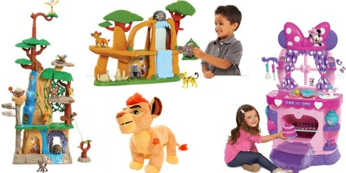 Target Shoppers! Save up to 40% Off Select Toys (The Lion Guard, Minnie Mouse & More)