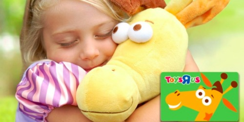 Groupon: $10 Toys R Us eGift Card ONLY $5 (Select Members Only)
