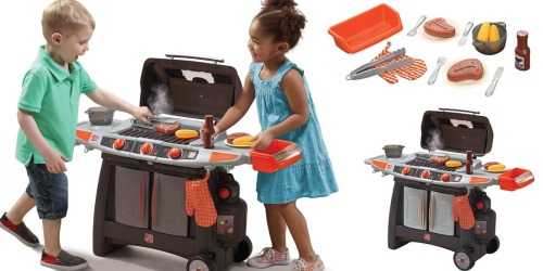 ToysRUs: Sizzle & Smoke Kid's Barbeque Grill Only $41.99 Shipped + Nice Dress-Up Set Deal