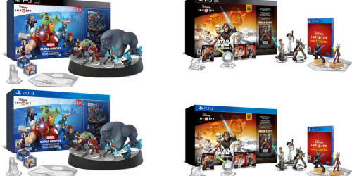 ToysRUs: Disney Infinity Star Wars Saga Bundles Only $11.99 Shipped (Regularly $114.99)