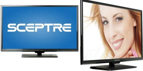 Walmart: SCEPTRE 40″ HDTV Only $199.99 Shipped (Regularly $399.99)