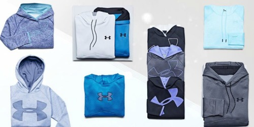 Possible $40 Off $100 Under Armour Online Purchase (Check Your Inbox)