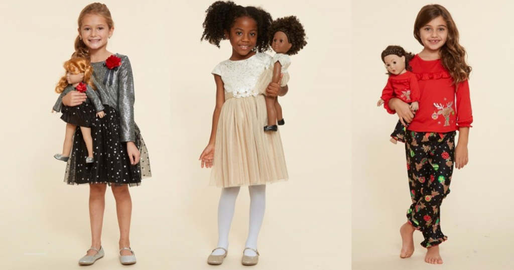 Dollie Me Up To 70 Off Matching Apparel For Girls Dolls Hip2save