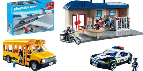 BIG Savings on Popular Playmobil Sets (Great Gifts!)