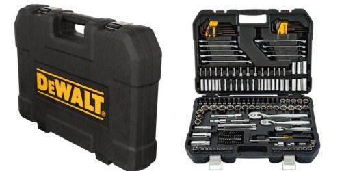 Home Depot: DEWALT Mechanics Tool Set (200-Piece) Only $99 Shipped – Regularly $199