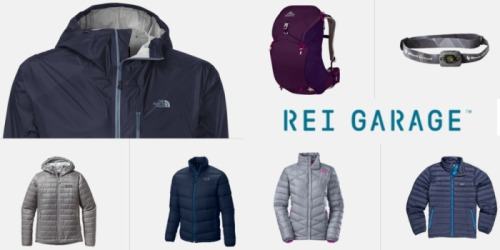 REI Garage: Extra $20 Off $100+ Order (Save on The North Face, Patagonia & More)
