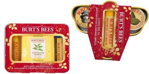 Target.com: Buy 2 Burt's Bees Gift Sets = Free $5 Gift Card & Free Sample Box w/ $30 Order