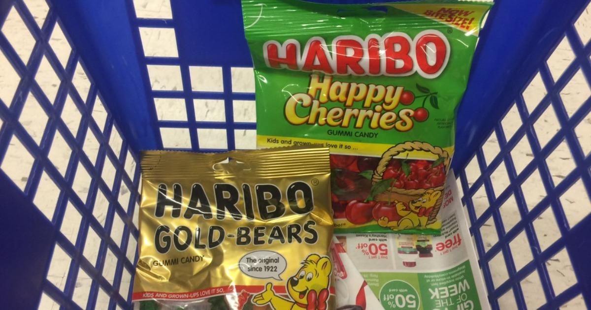 Haribo Candy at Walgreens