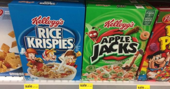 Walgreens Cereals