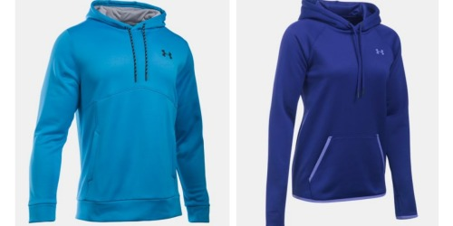 Under Armour Outlet Sale: Men's & Women's Hoodies Only $32.99 Shipped (Reg. $54.99)
