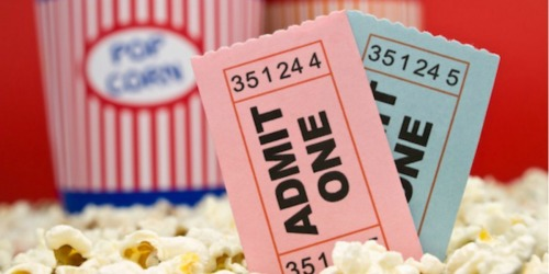 AT&T Wireless Customers: Buy 1 Get 1 Free Movie Tickets (Today Only)