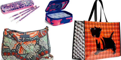 Vera Bradley: EXTRA 30% Off Clearance + Free Shipping on ALL Orders