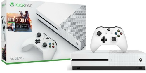 Xbox One S Battlefield 1 Console Bundle Only $249.99 Shipped