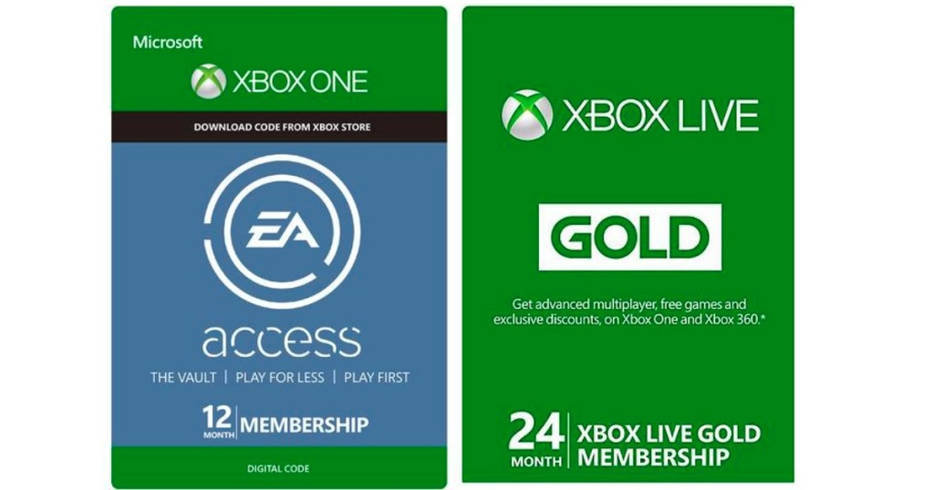 80 for xbox live 24month gold membership 100 kohl's