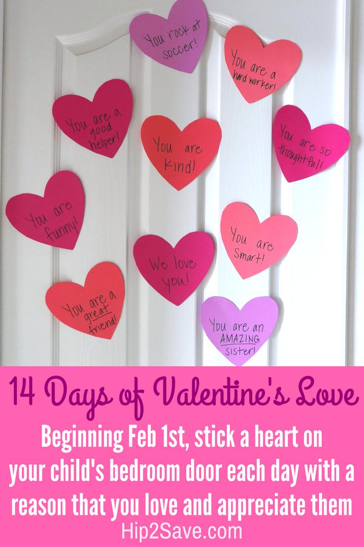 14 Days of Valentine's Day Love