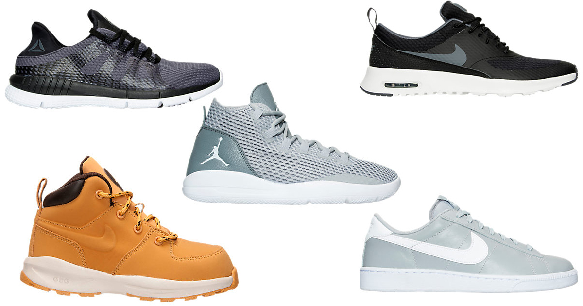 Finish Line  60% Off Nike   Reebok Shoes   Men s Air Jordan Off Court Shoes  Only  49.98   More e25c6cb8f