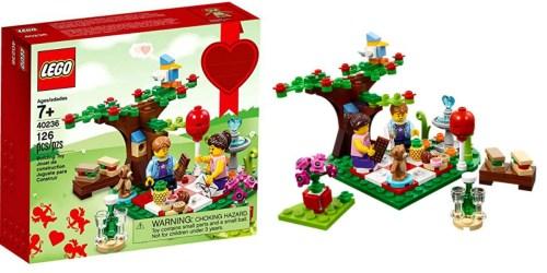 LEGO Romantic Valentine Picnic Set Only $9.99 (Best Price)