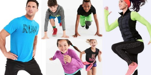 Old Navy: 50% Off Activewear for the Family + Free Shipping on $25 Orders & More