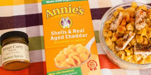 Amazon: TWELVE Annie's Macaroni & Cheese Boxes Only $8.91 Shipped (Just 74¢ Per Box)