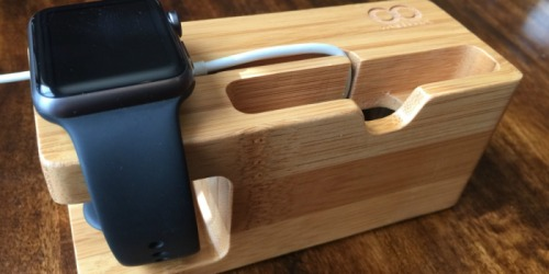 Amazon: Apple Watch & iPhone Docking Station Only $4.99