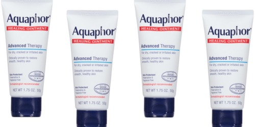 Target: Aquaphor Healing Ointment Only 49¢ (After Gift Card)