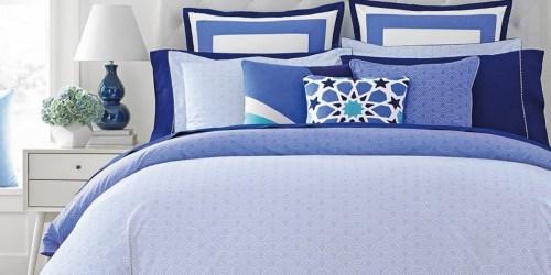 Kohl's Cardholders: Jonathan Adler 3-Piece Comforter Set $42.83 Shipped (Reg. $200) & More