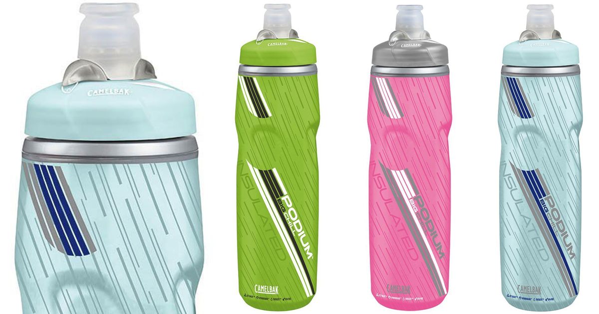 amazon add on item camelbak insulated water bottles only regularly 15 more hip2save. Black Bedroom Furniture Sets. Home Design Ideas