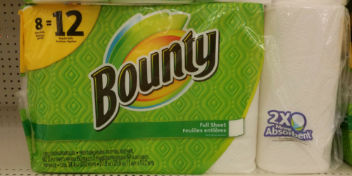 Target Shoppers! BIG Savings on Bounty & Charmin Products (Starting 1/15)