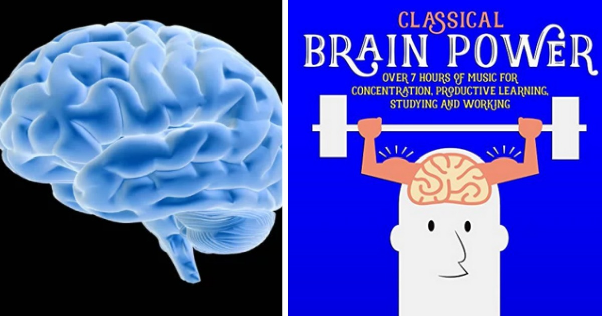 Classical Brain Power MP3 Album Only 99¢ (Over 7 Hours of Music for