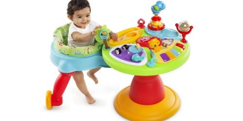 Bright Starts 3 In 1 Around We Go Activity Center Only $62.88 Shipped (Regularly $80.98)