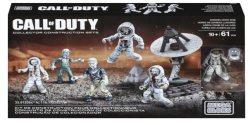 Best Buy: Mega Bloks Call of Duty Zombies Set Only $3.99 (Regularly $15.99)