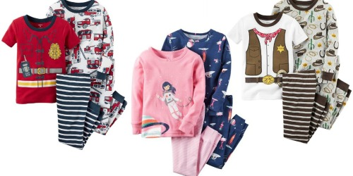 Kohl's Cardholders: Carter's 4-Piece Baby Pajama Sets Only $7.18 Shipped (Regularly $34)