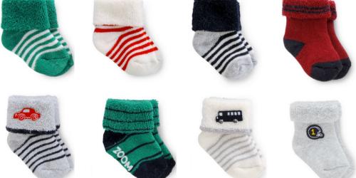 Target.com: Carter's Baby Socks Multipacks Only $3.98 (Regularly $7.99) & More