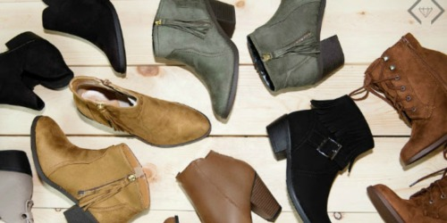 Cents of Style: EXTRA $15 Off Boots + FREE Shipping (Lots of Cute Styles!)