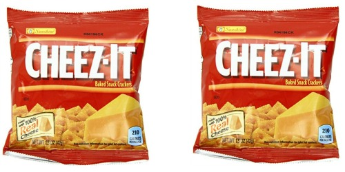 Amazon: Cheez-It Baked Snack Crackers 36-Count Only $6.71 Shipped & More