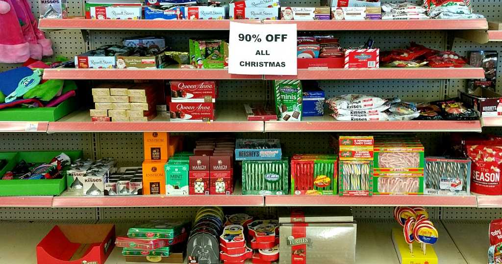 Walgreens: Christmas Clearance NOW 90