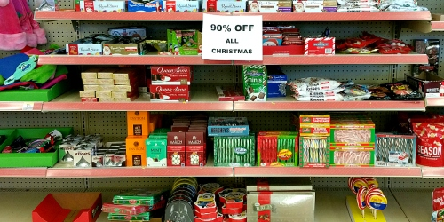 Walgreens: Christmas Clearance NOW 90% Off