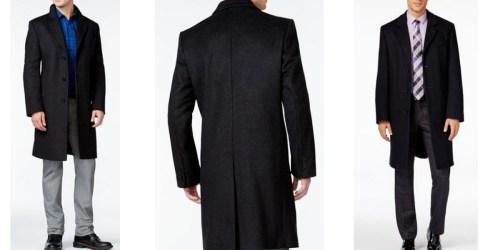 Macy's.com: BIG Savings on Michael Kors Men's Coats