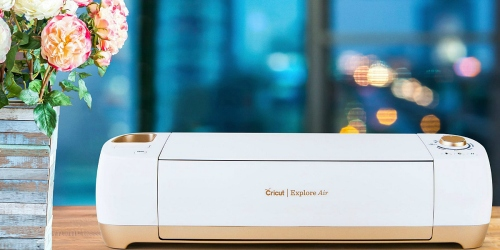 Feeling Crafty? Score a Cricut Explore Air Machine for $152.99 Shipped (Regularly $299.99) + More
