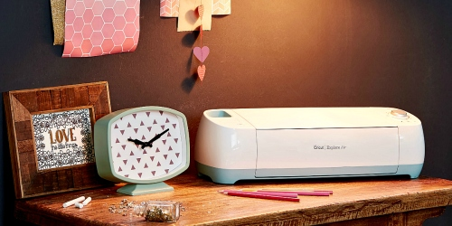 Crafters Rejoice! These Cricut Deals Just Got Sweeter