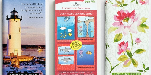 DaySpring: Extra 25% Off Sitewide + Free Shipping = 75¢ Planners, $1.12 Classroom Valentines & More