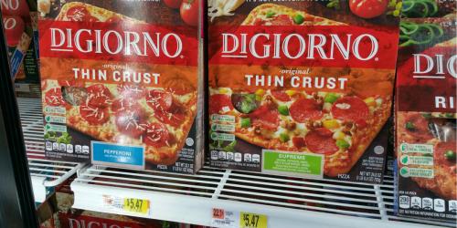 Walmart Shoppers! Score Nice Deals on DiGiorno Pizzas & Sun Detergent