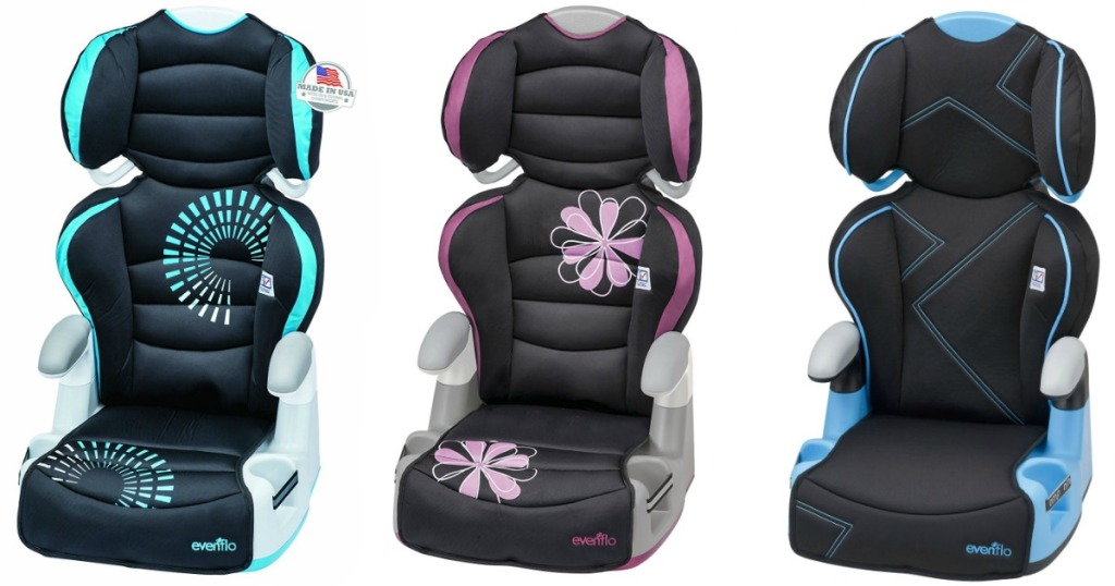 Evenflo Big Kid Amp Booster Car Seat Only 2488 Regularly 65