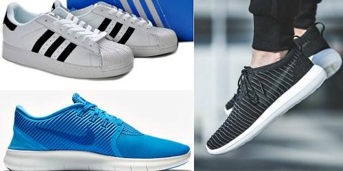 FinishLine: Men's Nike Running Shoes $41.99 (Reg. $99) + Nice Deals on adidas Superstar Shoes